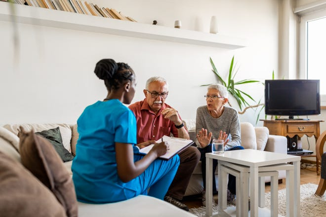 Community members can be treated at home for injuries and illnesses like the flu, cuts and lacerations that require stitches, sinus infections, strep throat, minor fractures, sprains and strains, and many other conditions that are commonly treated in urgent care settings.