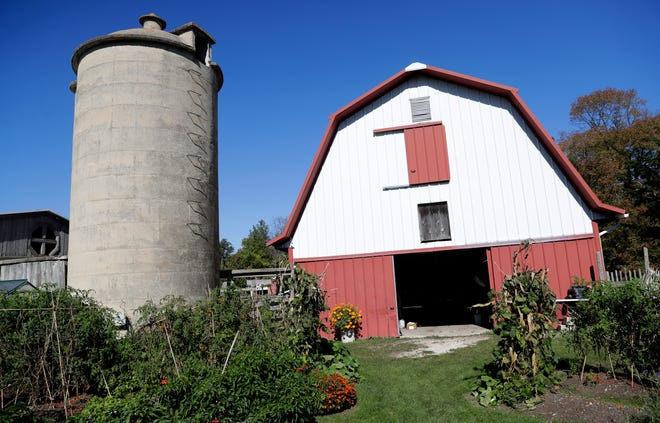 Waseda Farms pictured on Oct. 6, 2021, in Baileys Harbor, Wis.