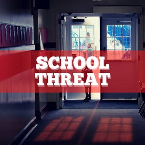 SCHOOL THREAT FOR ONLINE