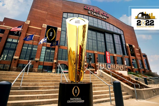 Indiana Sports Corp is looking for volunteers for the 2022 College Football National Title game.