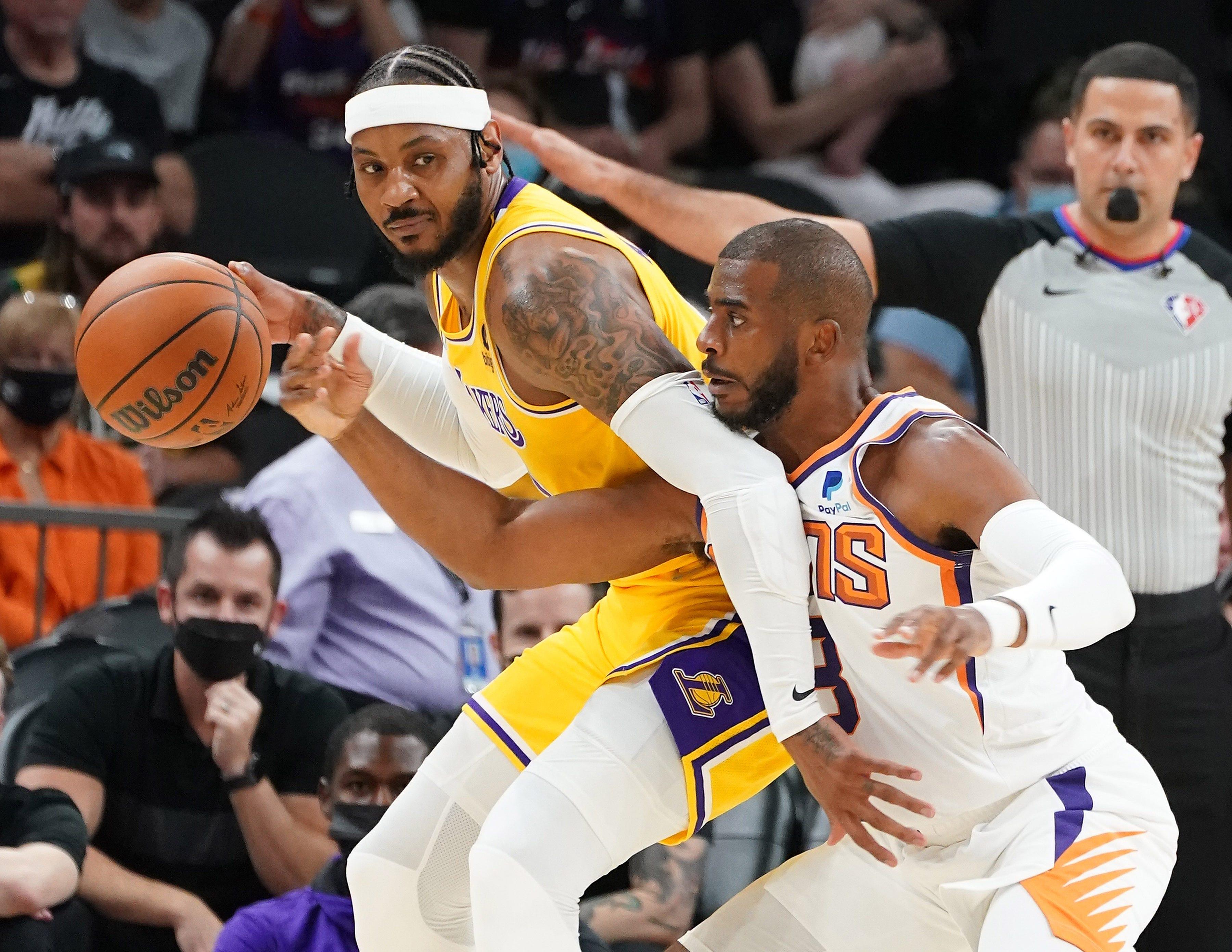 5 takeaways from Phoenix Suns preseason win over Los Angeles Lakers
