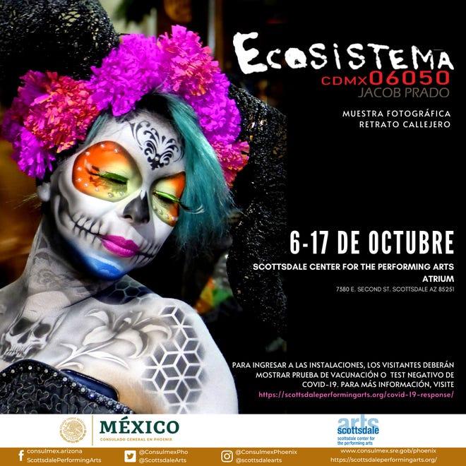 La exposición es gratuita y se mantendrá abierta al público hasta el 17 de octubre de 2021 en el Scottsdale Center for the Performing Arts.