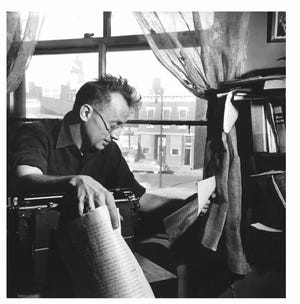 """""""Algren"""" (2021) offers an in-depth view into the life of Nelson Algren, one of America's most underrated writers who championed the Chicago lower-class."""