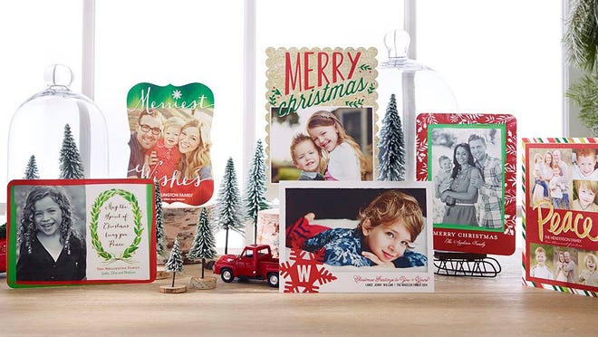 Get discounts and freebies on holiday cards right now at Shutterfly.