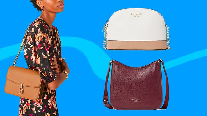Pick up customer-favorite handbags for a discount right now at Kate Spade.