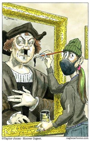 Taylor Jones Cartoon