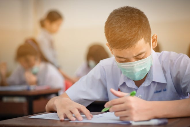The 2020-2021 state assessment data helps set the course for correcting deficits from lost instruction time due to the pandemic and Hurricane Florence.