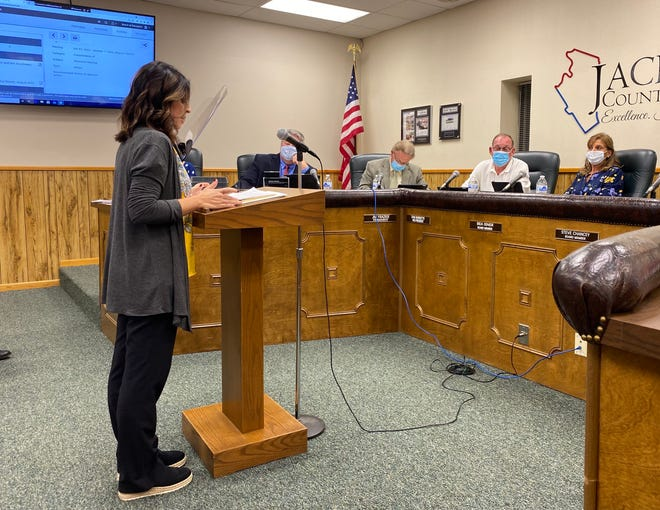 Worley stood in front of the board Oct.7 arguing that she should not face an unpaid suspension.