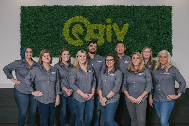 Qgiv team members