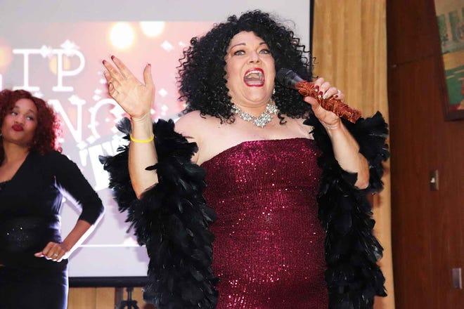 Local officials and business people will compete in a Lip Sync Battle on Oct. 23. The event is a fundraiser for the Women's Division of the Leavenworth-Lansing Area Chamber of Commerce.