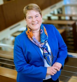 PSC president Jennifer Orlikoff
