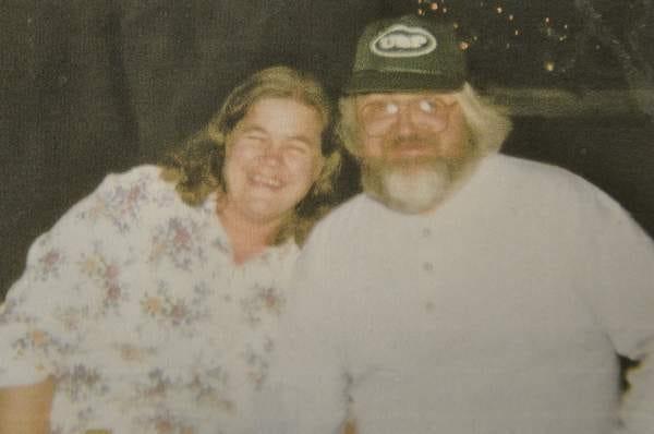 Roxann and Richard LaBar circa 2002