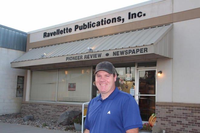 Beau Ravellette is the president of the South Dakota Newspaper Association.