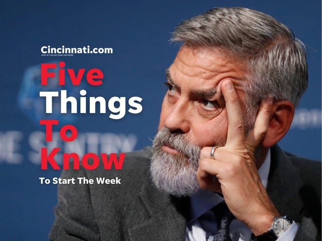 Get your week started with these Cincinnati news stories.