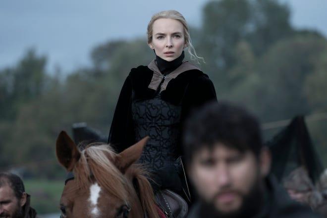 Jodie Comer as Marguerite de Carrouges 'The Last Duel.'
