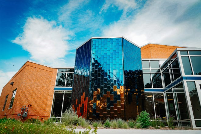 The American Indian Student Center as it stands on South Dakota State University's campus.
