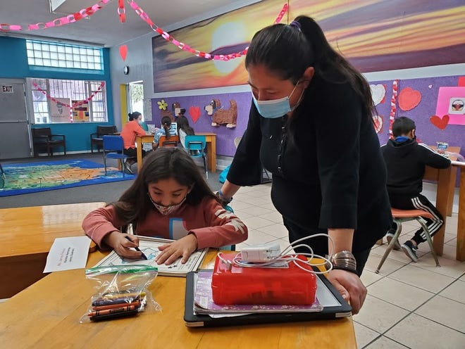 Ciudad Nueva Community Outreach Inc., anonprofit organization in El Paso that works with Central El Paso families, has received a $50,000 grant fromGannett Foundation's A Community Thrivesprogram.