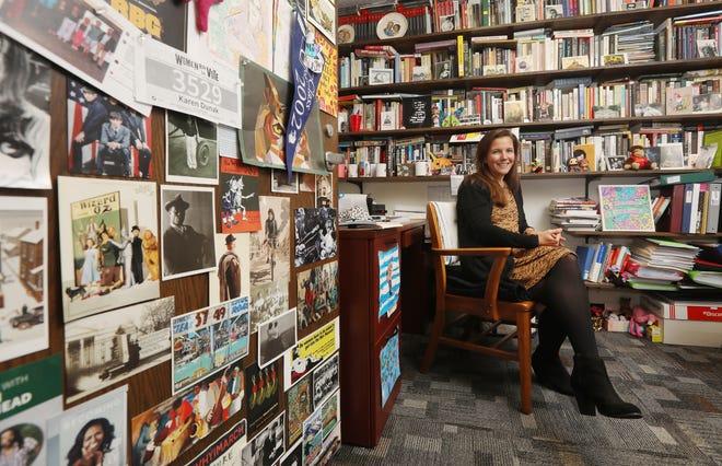 Karen Dunak is associate professor and chair of the history department at Muskingum University.