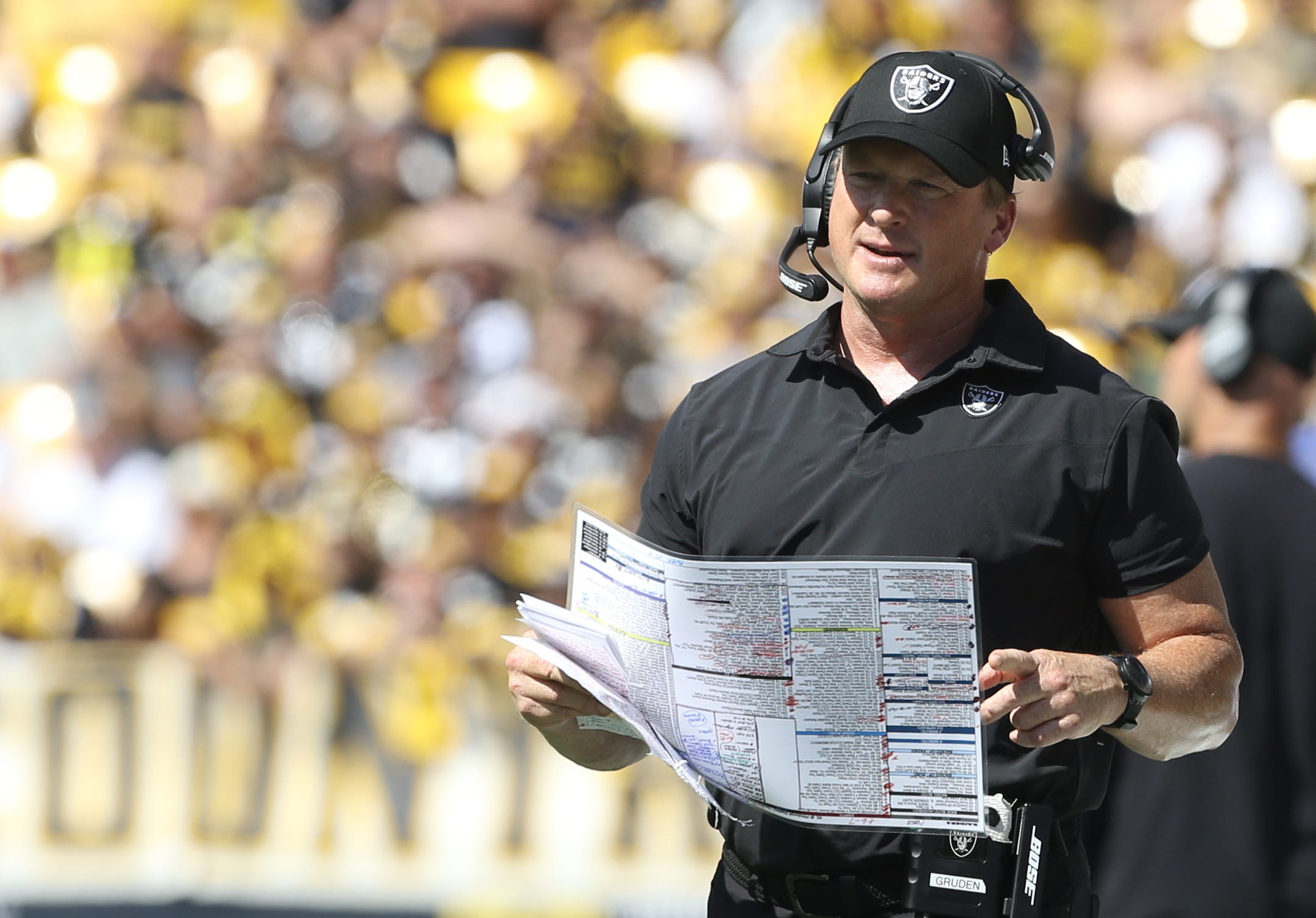 What we know about Jon Gruden s emails and his abrupt resignation as Las Vegas Raiders coach