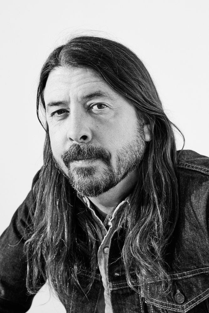 Dave Grohl on Kurt Cobain:  There are certain people in your life you prepare yourself to lose