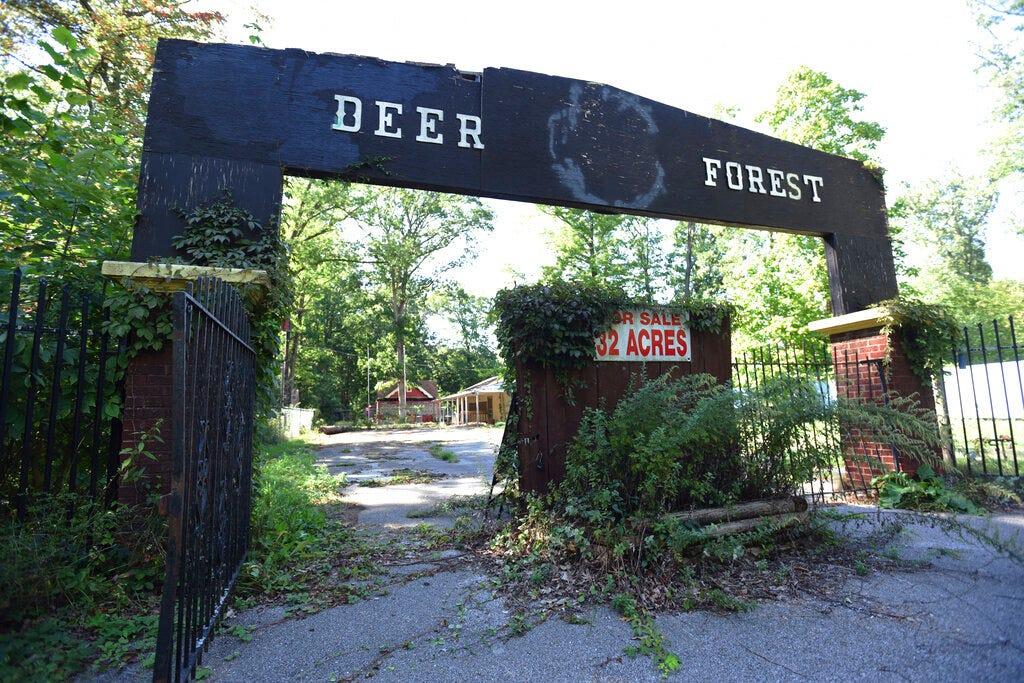 Site of popular amusement park for sale in SW Michigan