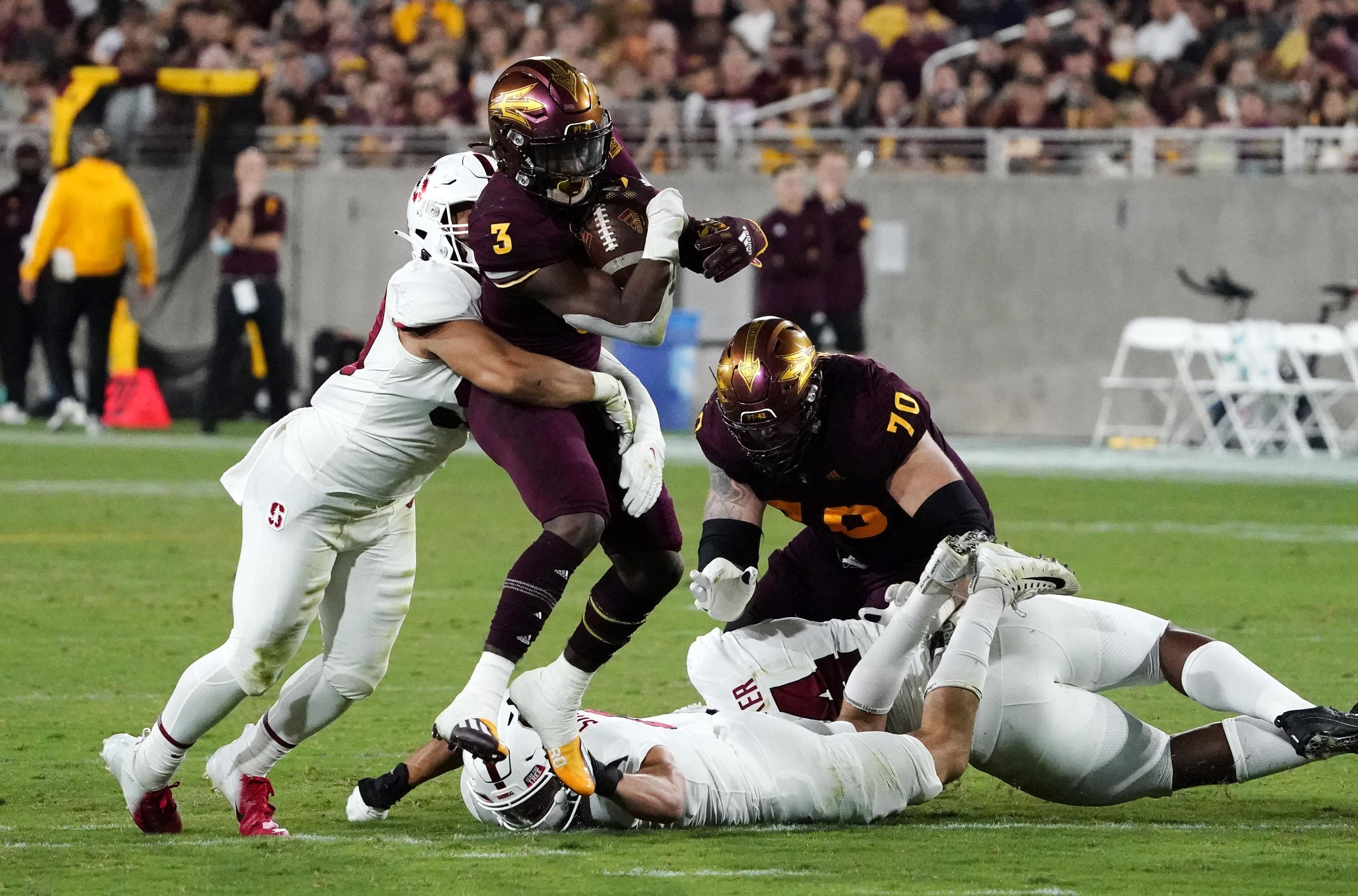 Arizona State focused on solving second-half offensive struggles