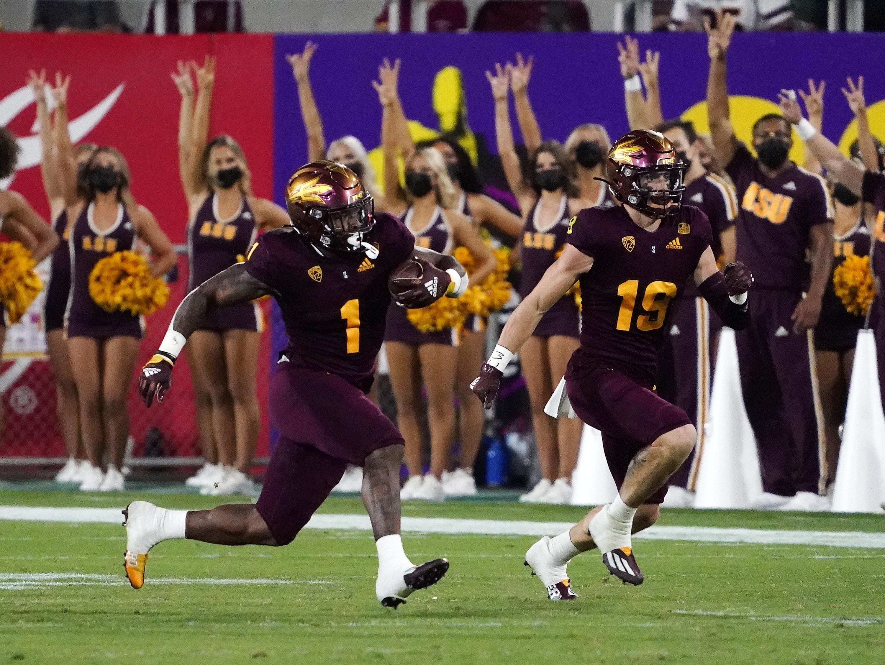 Pac-12 South leader Arizona State turns focus to a resilient Utah squad