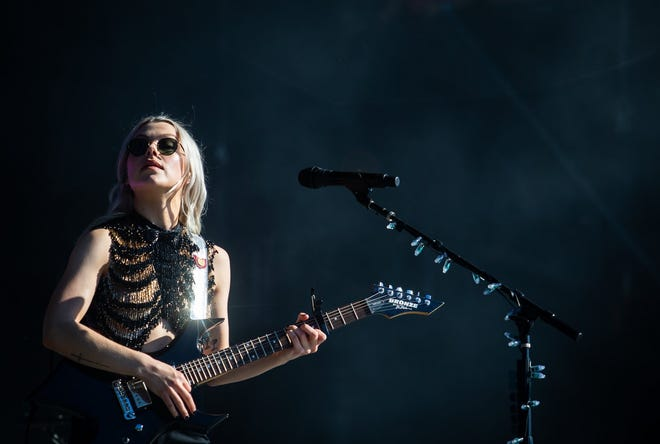 Singer-songwriter Phoebe Bridgers will perform at the Lady Bird stage at the Austin City Limits music festival on Saturday, October 9, 2021.