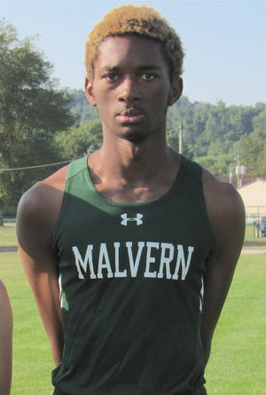 Ben Moser finished 63rd at Tuslaw with a time of 20:38.