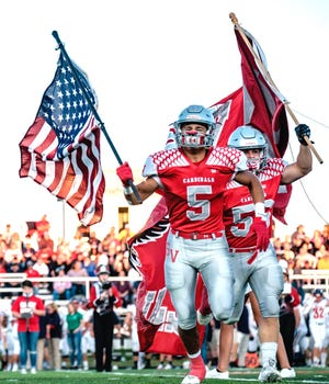 Sandy Valley's final regular-season home game resulted in a 44-0 over Claymont.