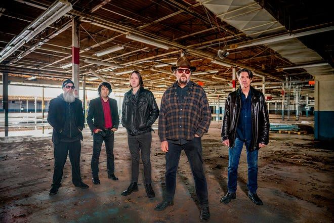 The Drive-By Truckers will perform Oct. 14 in Newport Music Hall.