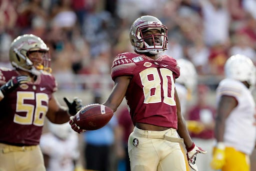 Ontaria Wilson proved his worth to FSU this past Saturday.