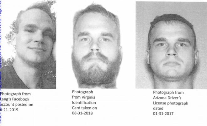 Craig Austin Lang, a suspect in a 2018 double murder in Estero, is the subject of a lengthy report posted by BuzzFeed Friday that said Lang and six other Americans they said were fighting in a conflict in the Ukraine were part of an investigation by the Department of Justice and the FBI under the federal war crimes statute.