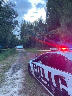 Fellsmere Police Department recover body in vacant lot Saturday.