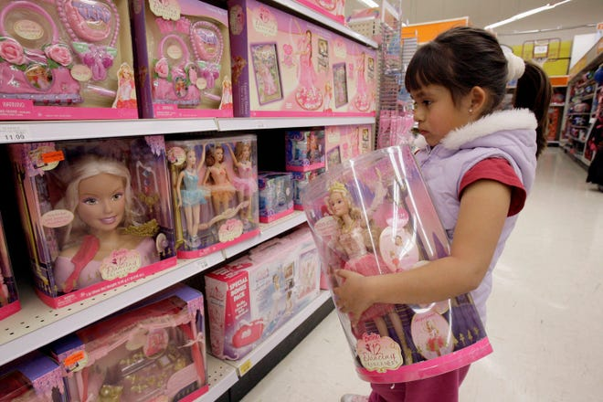 California mandates gender-neutral toy aisles for large retailers