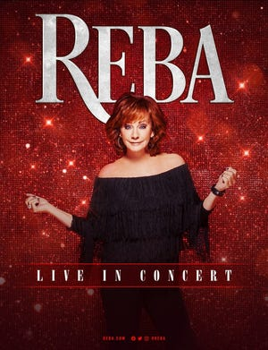 Reba McEntire will play PPG Paints Arena.