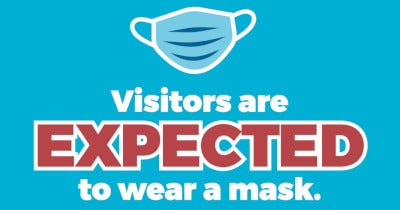 The Hampton County School District is now requiring all students, staff and visitors to wear masks inside their facilities.