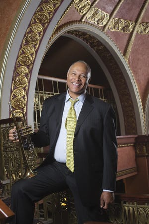 """Columbus Jazz Orchestra Artistic Director Byron Stripling: """"We're going to imbue people with music, and for some people, that will be the first bit of musical joy (since the pandemic)."""""""