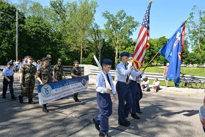 The Adrian Civil Air Patrol invites students, parents and adults to attend an open house from 7 to 9 p.m. Tuesday, Oct. 12 at the Civil Air Patrol building, 2685 Cadmus Road, at the Lenawee County Airport.