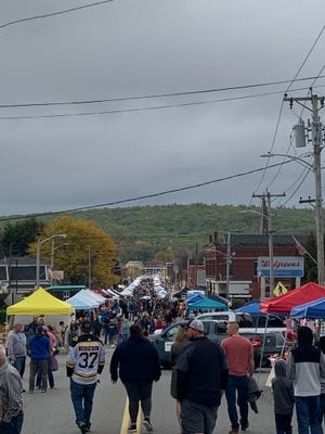 Thousands of residents turned out for the 5th annual Fall Festival on Oct. 9.