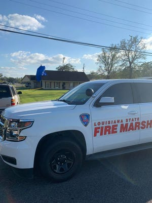 A juvenile died in a fire on the afternoon of Oct. 10 in Geismar, the Louisiana State Fire Marshal reported.