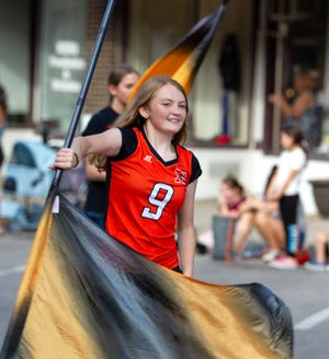 Photos from the 2021 Kirksville homecoming parade, held on Oct. 8.