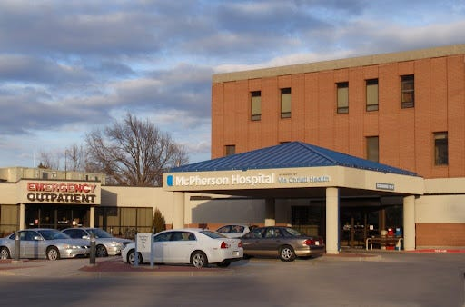McPherson Hospital will receive  more than $250,723.59 in SPARK funding from a frontline worker retention program.