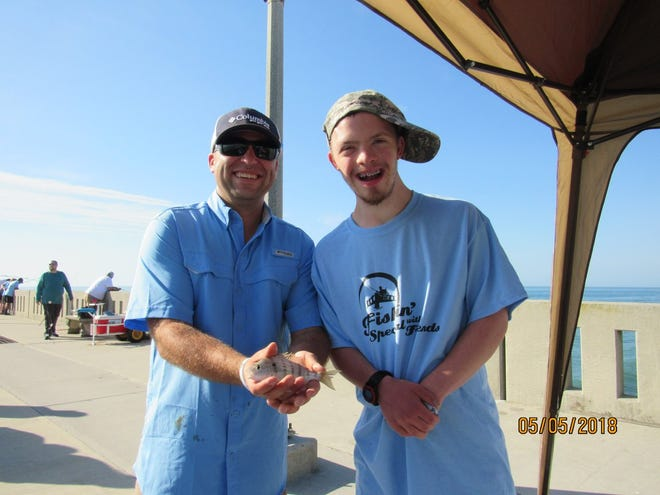 Fishin' With Special Friends' will celebrate its 10 year anniversary.