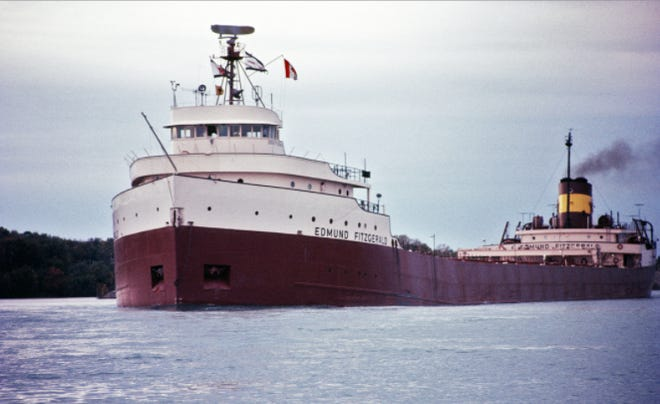 The Dover Public Library, 525 N. Walnut St.,will hostJohn Barnett for a discussion of his experience of the 1975 sinking of the SS Edmund Fitzgerald on Lake Superior at 6:30 p.m. Oct. 25 in the Community Room.
