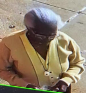 Randolph Police  Department is looking for Marie Laure Depestre, 86, who has memory loss.