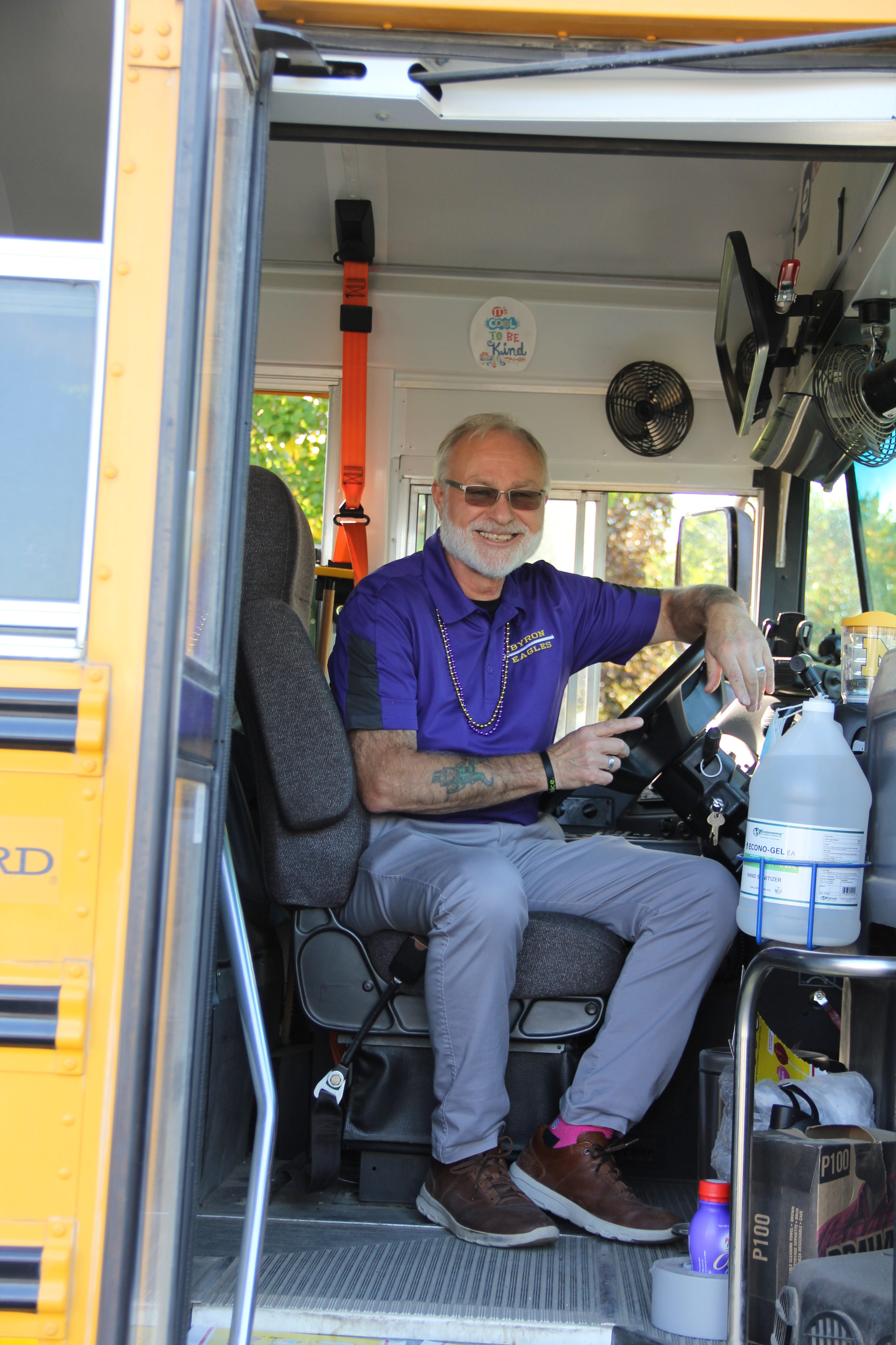 How Michigan school districts are trying to solve bus driver shortage