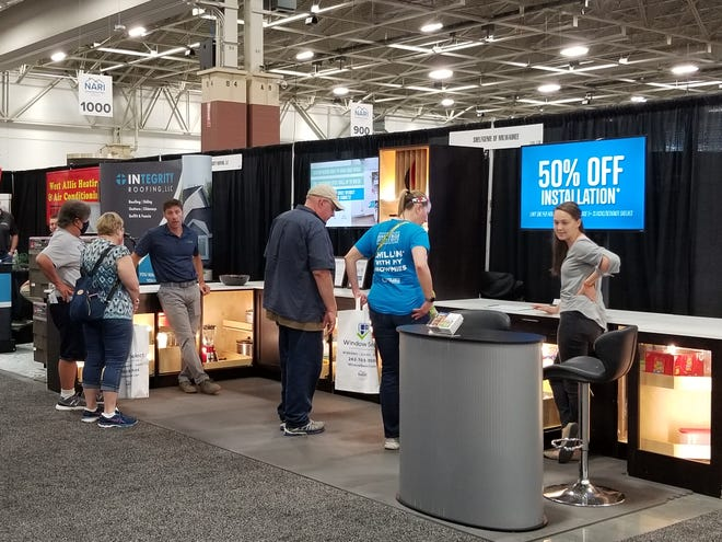 The NARI Home & Remodeling Show returns to the Wisconsin State Fair Park Expo Center Oct. 15-17.
