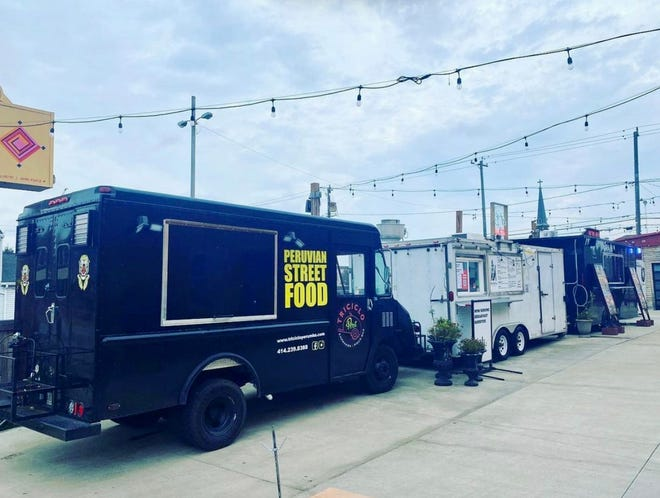 Triciclo Peru's food truck is joining the lineup at Zocalo Food Park, 636 S. Sixth St. It's expected to open Oct. 15.