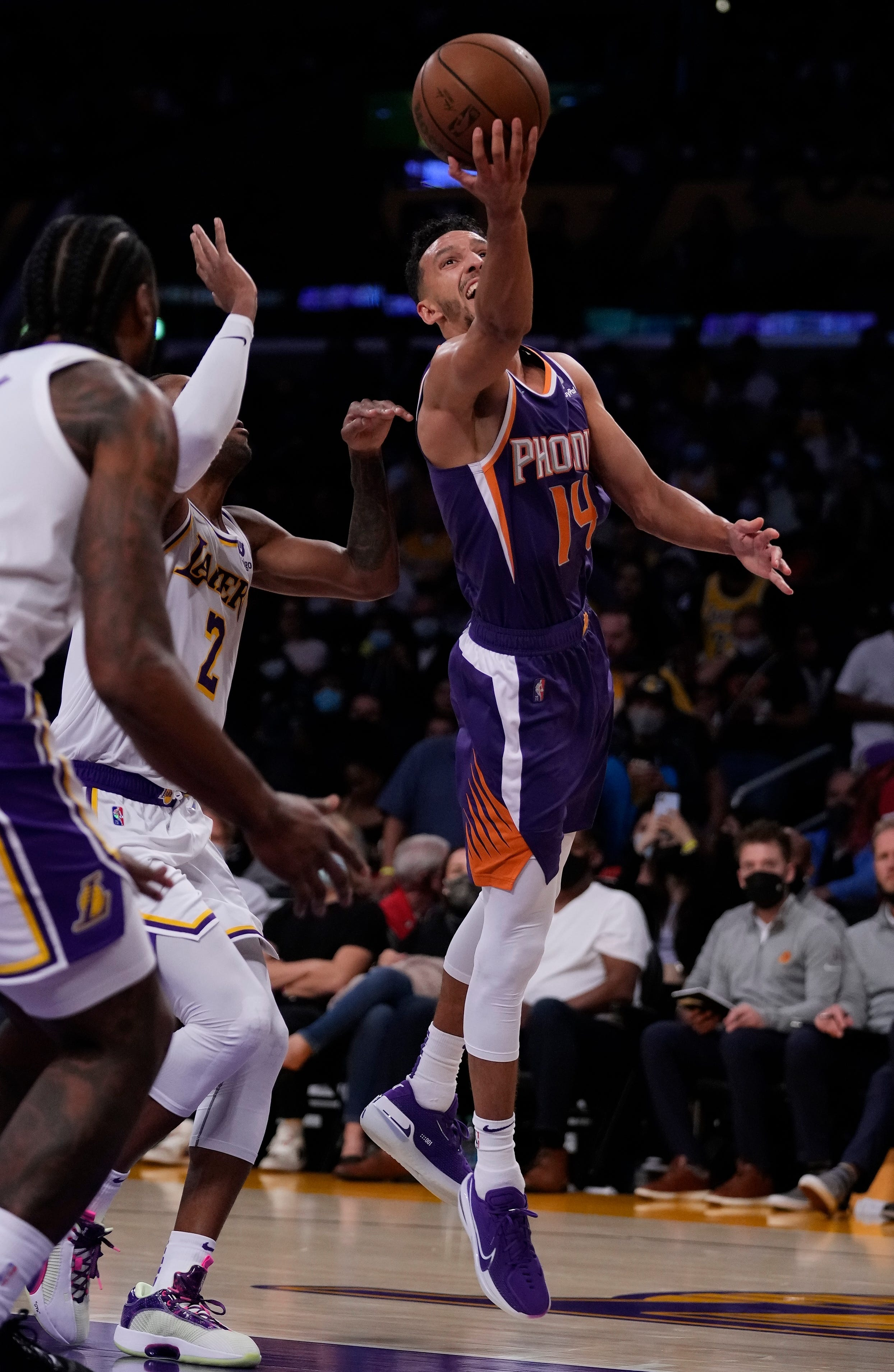 Report: Landry Shamet, Phoenix Suns agree to four-year, $43M rookie extension